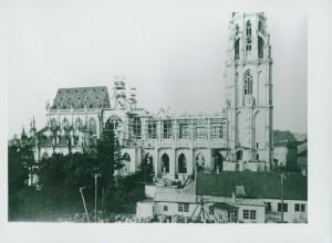 Der Dombau zu Linz
