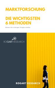 Buchcover e-book Marktforschung